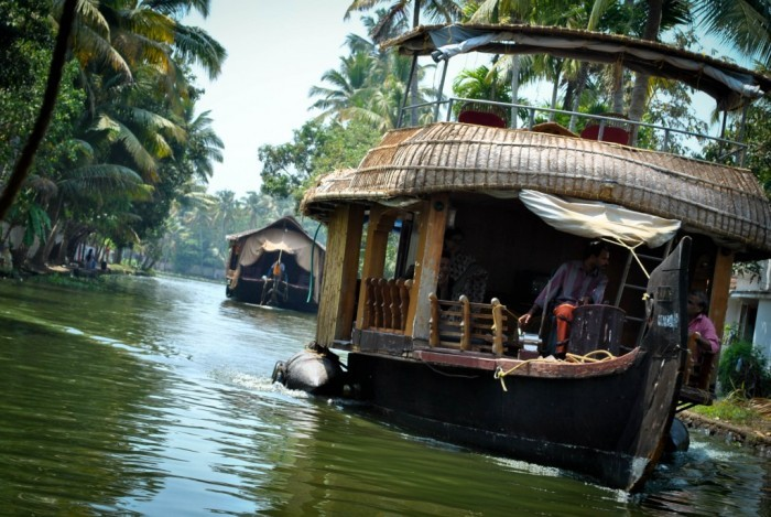 In God's own backwaters ..