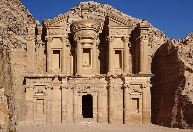 The Bucketlist I : Petra- a rose-red city half as old as time