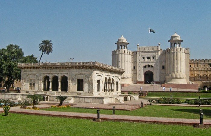 Most popular tourist spots in Lahore