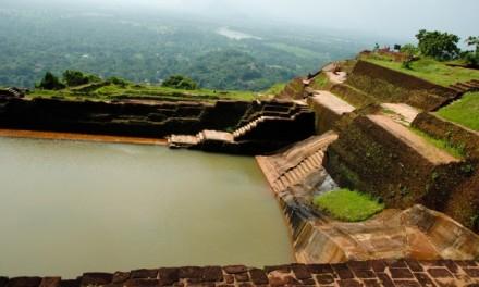 Refreshingly Sri Lanka 2: The Wonder at Sigiriya