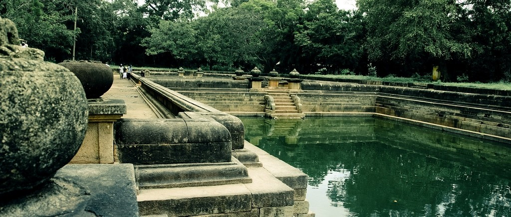 Refreshingly Sri Lanka 4: Anuradhapura