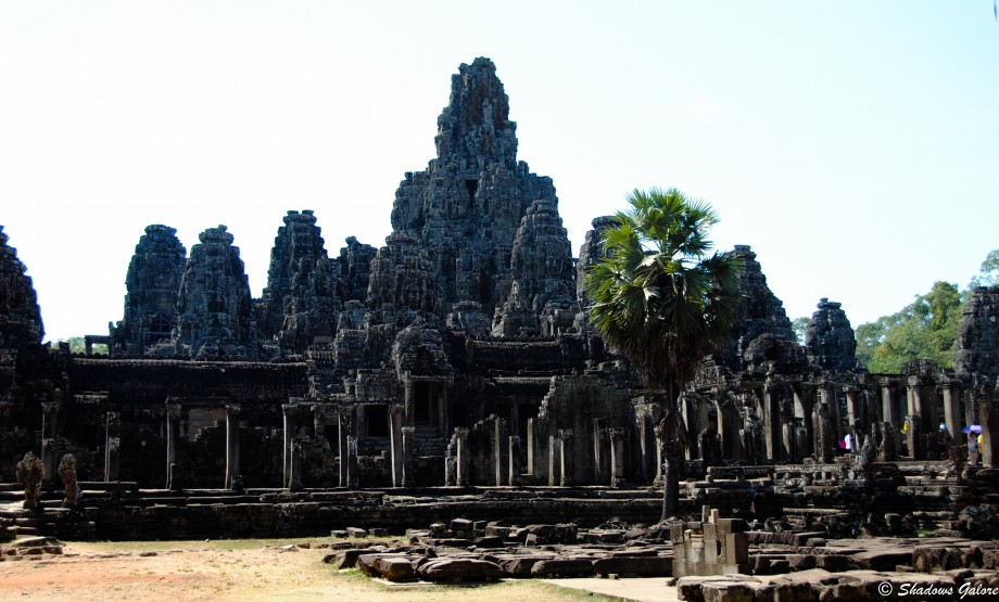 Backpacking across South East Asia: Angkor Thom, Cambodia 2
