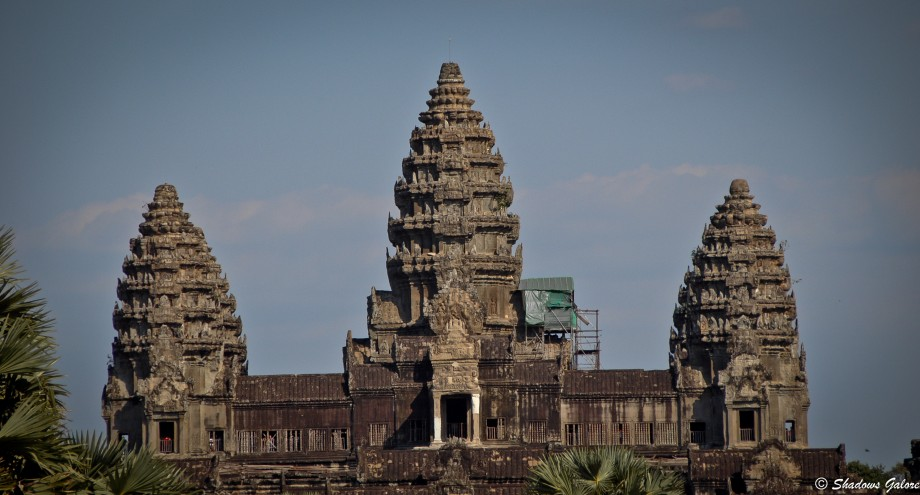 Backpacking across South East Asia: Angkor Wat 1
