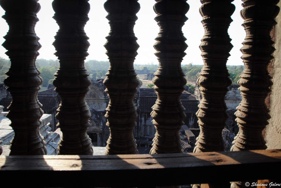 Backpacking across South East Asia: Angkor Wat 2