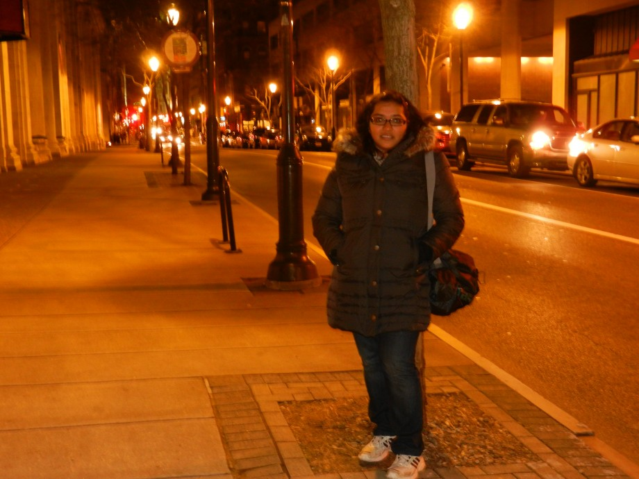 Phily Streets in the night