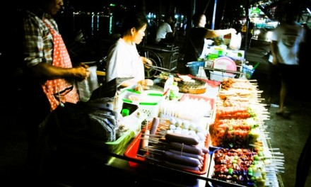 5 Exotic Street Foods from South East Asia