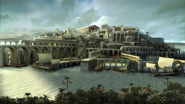Top 5 Mythical Cities 1