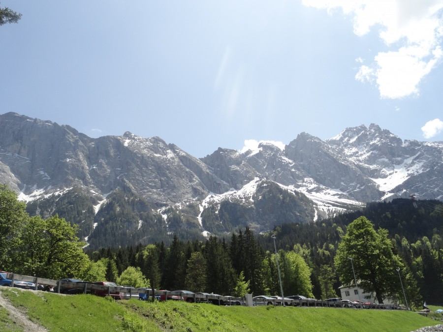 Zugspitze - Journey to the top of Germany 1