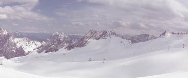 Zugspitze – Journey to the top of Germany