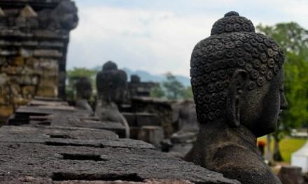 Journey to Lava Land: Borobudur and Mt.Merapi – 1