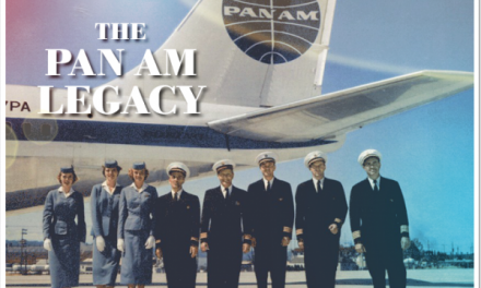 Join the 60s jet set with Pan Am