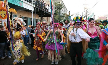 Mardi Gras- the carnival of New Orleans
