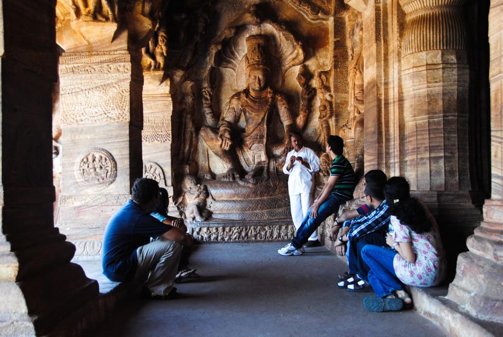 The Magnificent Badami Cave Temples 10