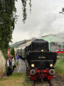 At the Weissach station