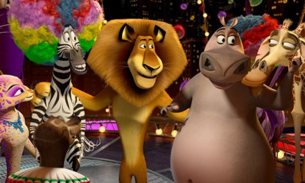 Madagascar 3: Europe's most wanted: A short Review