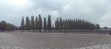 Dachau: A chilling remnant of what man is capable of!