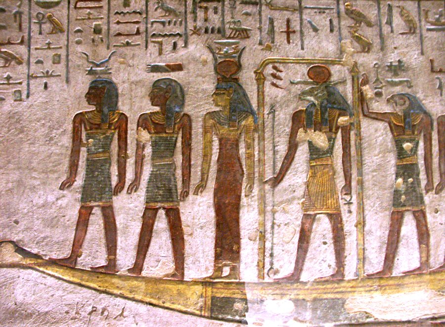 The Bucket List VI: Valley of the Kings 4