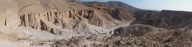 The Bucket List VI: Valley of the Kings