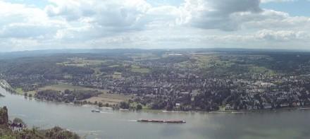 Cologne, Bonn and Königswinter – A memoir