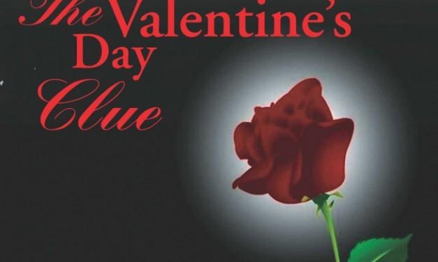 The Valentine's Day Clue ~ Rupali R Rotti