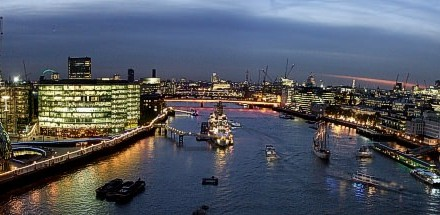 London Tribute to Modernity