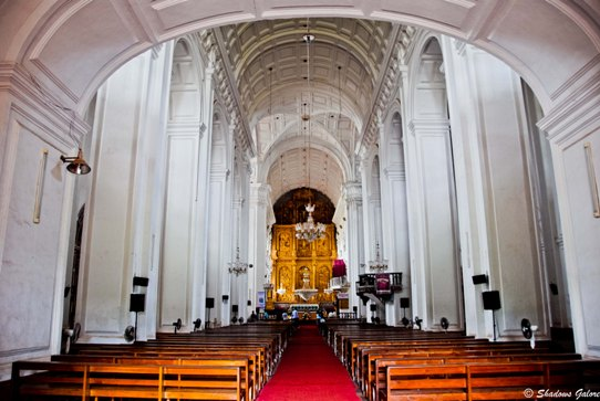 Se Cathedral Interiors