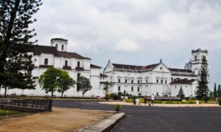 Sé Cathedral of Santa Catarina – Old Goa