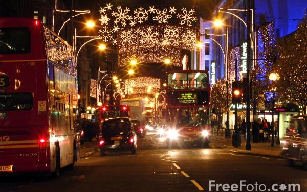 Christmas Shopping in London: Top Places to Go