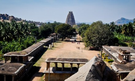 Hampi Diaries – First Day's Explorations