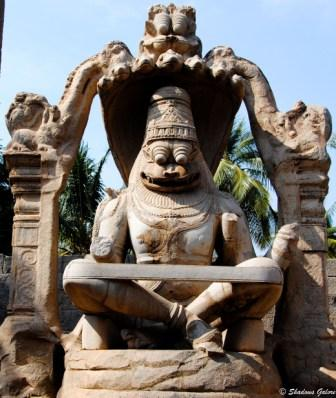 Hampi_Diaries_Guided_Tour-Lakshmi Narasimha