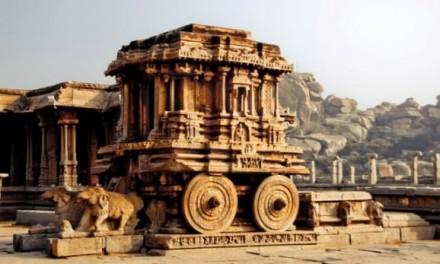 Hampi Diaries – Vitthala Temple