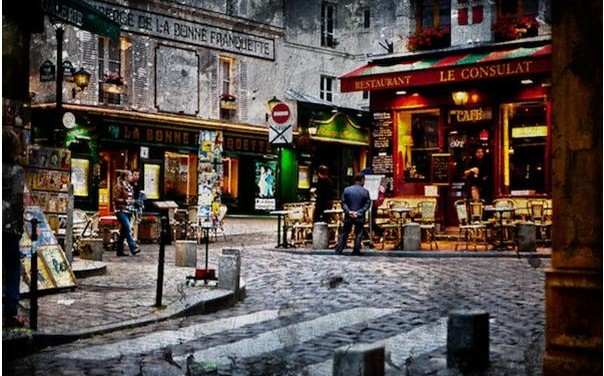 Ideas for Valentine's Day in Paris, The Five Most Romantic Places