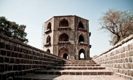 Salabat Khan's Tomb, Ahmednagar