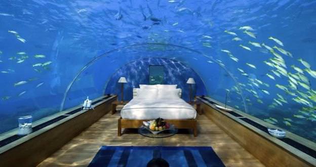 Ithaa – The Underwater Restaurant in Maldives