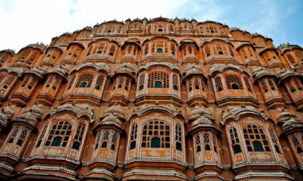 Inside the Pink City of Jaipur