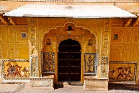 Jaipur-Nahargarh-Door