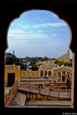 Jaipur-View-Jharokha