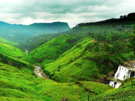 Exploring the Hill Country of Sri Lanka