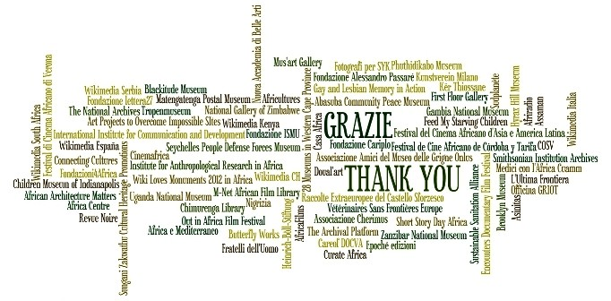 A Belated Thank You Note …
