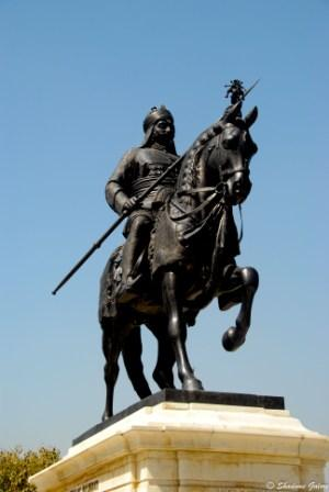 Udaipur-Maharana Pratap Memorial