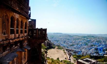 Colorful Rajasthan: Jodhpur- The Blue City