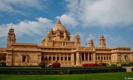 Colorful Rajasthan: Jodhpur – Umaid Bhawan Palace