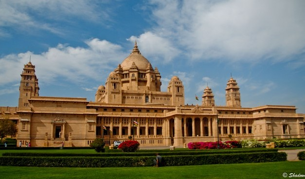 Colorful Rajasthan: Jodhpur – Umaid Bhawan Palace