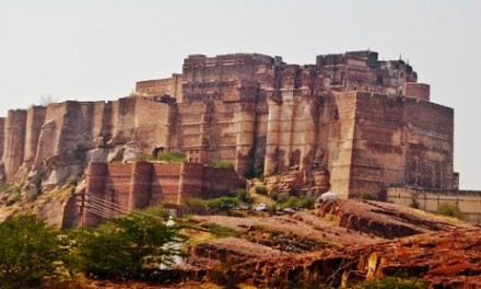 Colorful Rajasthan: Jodhpur – Mehrangarh Fort