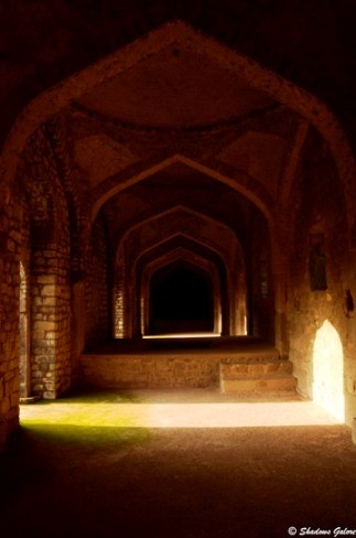 Mandu Dilawar Khan's Mosque