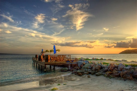 Bask on these beautiful beaches in Jamaica