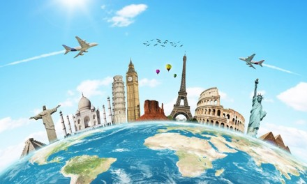 7 ways to travel around the world on a budget