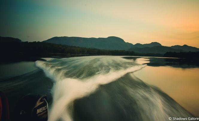 Denwa River Safari-