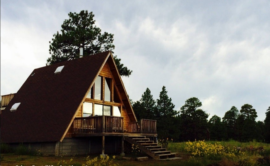 Wilderness Getaway in the Coconino forest!