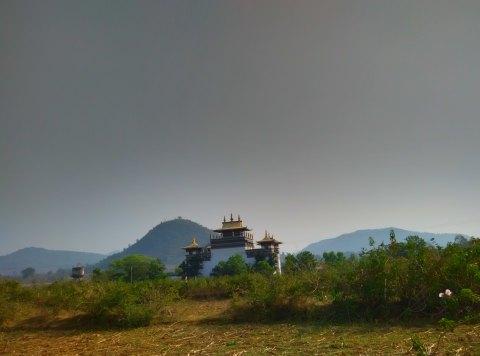Jirang Monastery, Odisha